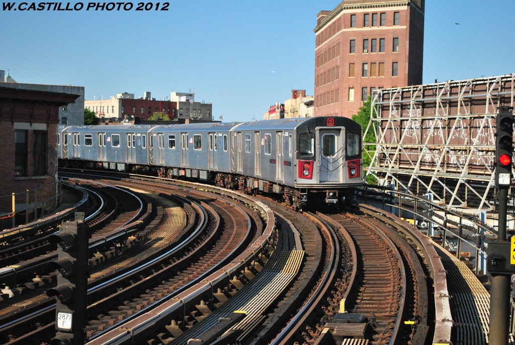 (373k, 1024x687)<br><b>Country:</b> United States<br><b>City:</b> New York<br><b>System:</b> New York City Transit<br><b>Line:</b> IRT White Plains Road Line<br><b>Location:</b> Simpson Street <br><b>Route:</b> 2<br><b>Car:</b> R-142 (Primary Order, Bombardier, 1999-2002)  6345 <br><b>Photo by:</b> Wilfredo Castillo<br><b>Date:</b> 5/19/2012<br><b>Viewed (this week/total):</b> 3 / 587
