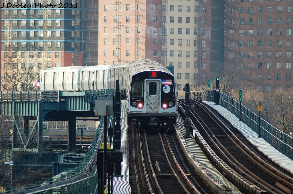 (421k, 1024x680)<br><b>Country:</b> United States<br><b>City:</b> New York<br><b>System:</b> New York City Transit<br><b>Line:</b> BMT Brighton Line<br><b>Location:</b> Ocean Parkway <br><b>Route:</b> Q<br><b>Car:</b> R-160B (Kawasaki, 2005-2008)  8723 <br><b>Photo by:</b> John Dooley<br><b>Date:</b> 12/31/2011<br><b>Viewed (this week/total):</b> 2 / 432