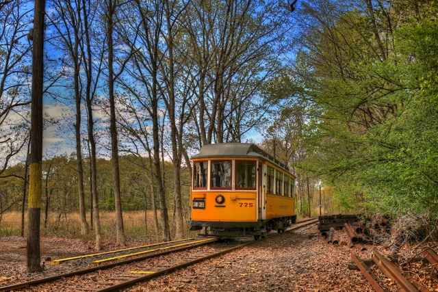 (183k, 640x427)<br><b>Country:</b> United States<br><b>City:</b> East Haven/Branford, Ct.<br><b>System:</b> Shore Line Trolley Museum <br><b>Car:</b> Connecticut Company 775 <br><b>Photo by:</b> Richard Panse<br><b>Date:</b> 4/28/2012<br><b>Viewed (this week/total):</b> 0 / 63