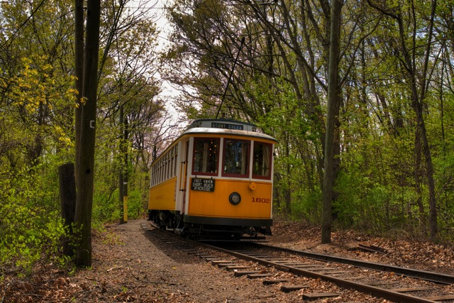 (170k, 640x427)<br><b>Country:</b> United States<br><b>City:</b> East Haven/Branford, Ct.<br><b>System:</b> Shore Line Trolley Museum <br><b>Car:</b> Connecticut Company 1602 <br><b>Photo by:</b> Richard Panse<br><b>Date:</b> 4/28/2012<br><b>Viewed (this week/total):</b> 0 / 51