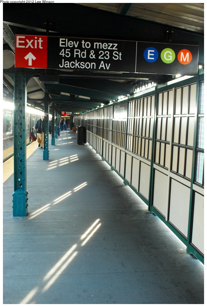 (278k, 703x1044)<br><b>Country:</b> United States<br><b>City:</b> New York<br><b>System:</b> New York City Transit<br><b>Line:</b> IRT Flushing Line<br><b>Location:</b> Court House Square/45th Road <br><b>Photo by:</b> Lee Winson<br><b>Date:</b> 12/2/2012<br><b>Viewed (this week/total):</b> 1 / 406