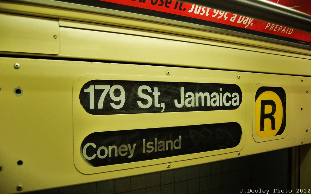 (262k, 1024x638)<br><b>Country:</b> United States<br><b>City:</b> New York<br><b>System:</b> New York City Transit<br><b>Location:</b> New York Transit Museum<br><b>Car:</b> R-40 (St. Louis, 1968)  4281 <br><b>Photo by:</b> John Dooley<br><b>Date:</b> 12/30/2012<br><b>Viewed (this week/total):</b> 2 / 394