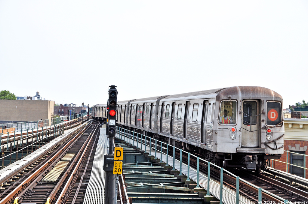(339k, 1024x680)<br><b>Country:</b> United States<br><b>City:</b> New York<br><b>System:</b> New York City Transit<br><b>Line:</b> BMT West End Line<br><b>Location:</b> 62nd Street <br><b>Route:</b> D Relay<br><b>Car:</b> R-68 (Westinghouse-Amrail, 1986-1988)  2658 <br><b>Photo by:</b> Zach Summer<br><b>Date:</b> 7/7/2012<br><b>Viewed (this week/total):</b> 0 / 620