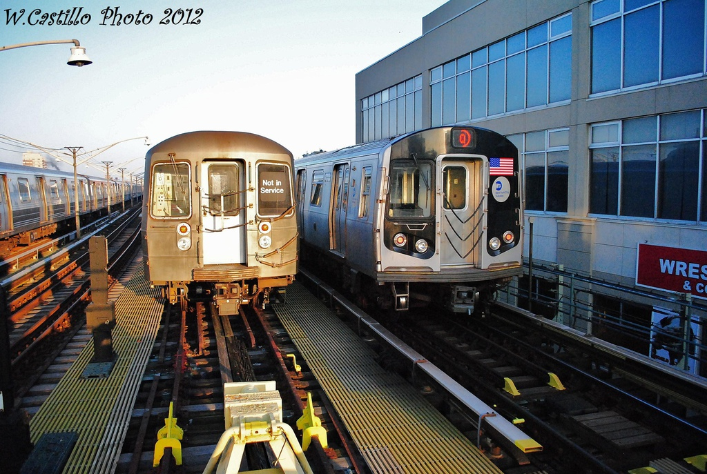(376k, 1024x687)<br><b>Country:</b> United States<br><b>City:</b> New York<br><b>System:</b> New York City Transit<br><b>Line:</b> BMT Brighton Line<br><b>Location:</b> Ocean Parkway <br><b>Route:</b> Q<br><b>Car:</b> R-160B (Kawasaki, 2005-2008)  8783 <br><b>Photo by:</b> Wilfredo Castillo<br><b>Date:</b> 11/11/2012<br><b>Viewed (this week/total):</b> 2 / 741