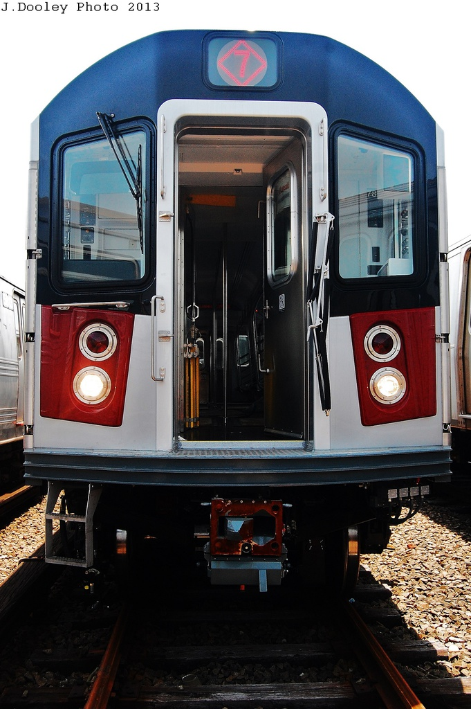 (308k, 681x1024)<br><b>Country:</b> United States<br><b>City:</b> New York<br><b>System:</b> New York City Transit<br><b>Location:</b> Coney Island Yard<br><b>Car:</b> R-188 (Kawasaki, 2012-) 7826 <br><b>Photo by:</b> John Dooley<br><b>Date:</b> 6/22/2013<br><b>Viewed (this week/total):</b> 1 / 1248