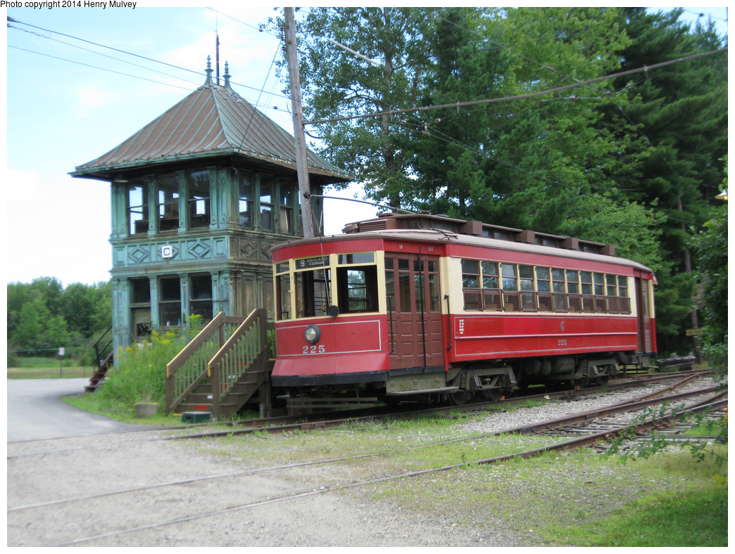 (482k, 1044x788)<br><b>Country:</b> United States<br><b>City:</b> Kennebunk, ME<br><b>System:</b> Seashore Trolley Museum <br><b>Car:</b>  225 <br><b>Photo by:</b> Henry Mulvey<br><b>Viewed (this week/total):</b> 1 / 903