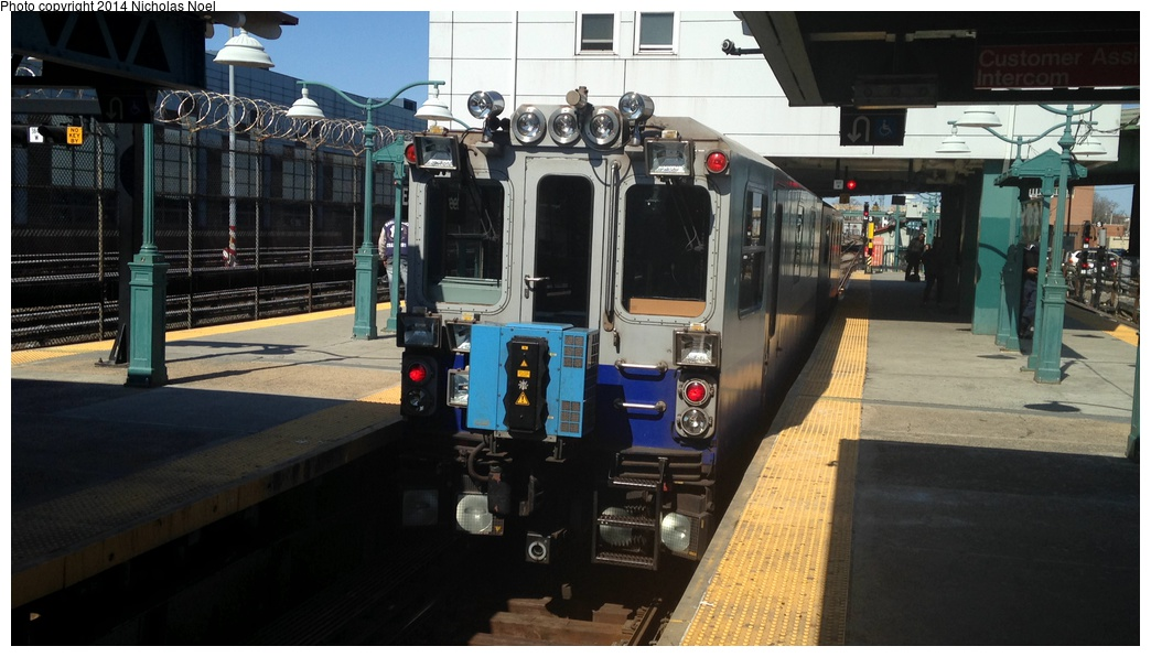 (234k, 1044x596)<br><b>Country:</b> United States<br><b>City:</b> New York<br><b>System:</b> New York City Transit<br><b>Line:</b> IRT White Plains Road Line<br><b>Location:</b> East 180th Street <br><b>Route:</b> Work Service<br><b>Car:</b> Track Geometry Car TGC4 <br><b>Photo by:</b> Nicholas Noel<br><b>Date:</b> 4/16/2014<br><b>Viewed (this week/total):</b> 9 / 383