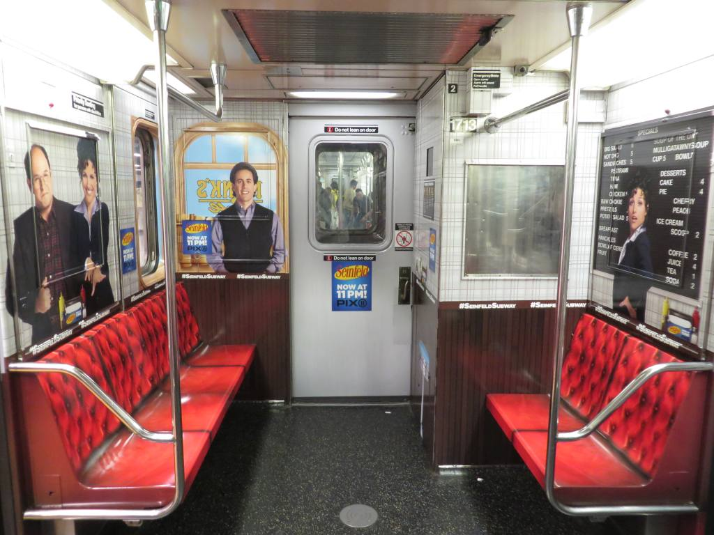(124k, 1024x768)<br><b>Country:</b> United States<br><b>City:</b> New York<br><b>System:</b> New York City Transit<br><b>Route:</b> 7<br><b>Car:</b> R-62A (Bombardier, 1984-1987)  1713 <br><b>Photo by:</b> Robbie Rosenfeld<br><b>Date:</b> 5/14/2014<br><b>Viewed (this week/total):</b> 2 / 75