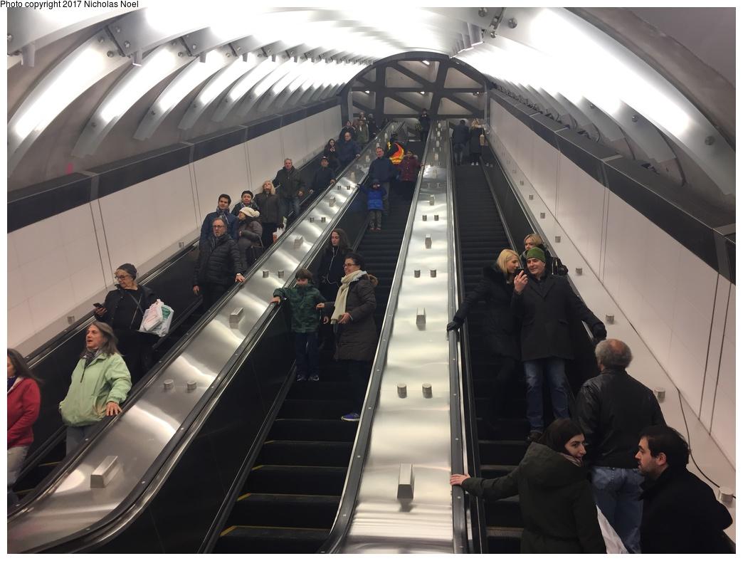 (245k, 1044x788)<br><b>Country:</b> United States<br><b>City:</b> New York<br><b>System:</b> New York City Transit<br><b>Line:</b> 2nd Avenue Subway<br><b>Location:</b> 86th Street <br><b>Photo by:</b> Nicholas Noel<br><b>Date:</b> 12/30/2016<br><b>Notes:</b> Open house at 86th Street.<br><b>Viewed (this week/total):</b> 3 / 556