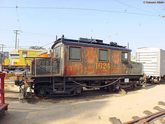 (91k, 640x480)<br><b>Country:</b> United States<br><b>City:</b> Perris, CA<br><b>System:</b> Orange Empire Railway Museum <br><b>Car:</b>  1624 <br><b>Photo by:</b> Salaam Allah<br><b>Date:</b> 10/1/2000<br><b>Viewed (this week/total):</b> 1 / 2278