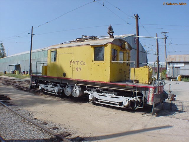 (84k, 640x480)<br><b>Country:</b> United States<br><b>City:</b> Perris, CA<br><b>System:</b> Orange Empire Railway Museum <br><b>Car:</b>  297 <br><b>Photo by:</b> Salaam Allah<br><b>Date:</b> 10/1/2000<br><b>Viewed (this week/total):</b> 5 / 1606