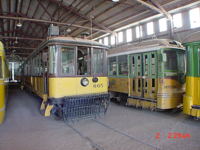 (60k, 640x480)<br><b>Country:</b> United States<br><b>City:</b> Perris, CA<br><b>System:</b> Orange Empire Railway Museum <br><b>Car:</b>  665 <br><b>Photo by:</b> Salaam Allah<br><b>Date:</b> 10/1/2000<br><b>Viewed (this week/total):</b> 5 / 1192