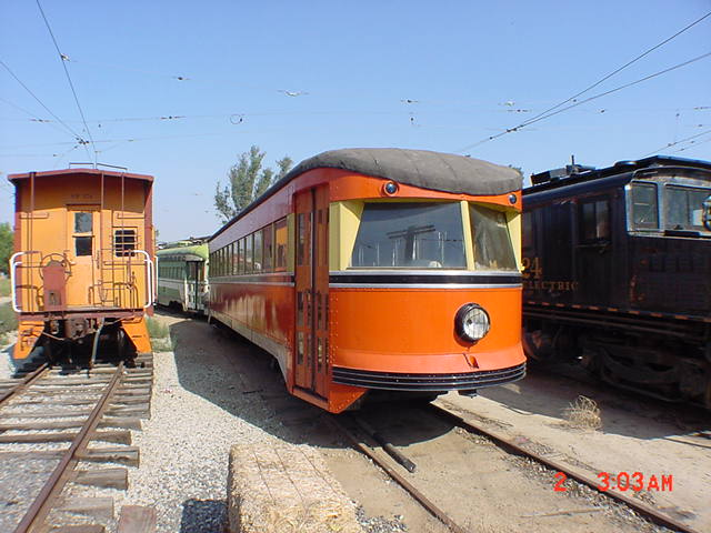 (59k, 640x480)<br><b>Country:</b> United States<br><b>City:</b> Perris, CA<br><b>System:</b> Orange Empire Railway Museum <br><b>Car:</b>  127 <br><b>Photo by:</b> Salaam Allah<br><b>Date:</b> 10/1/2000<br><b>Viewed (this week/total):</b> 1 / 1617
