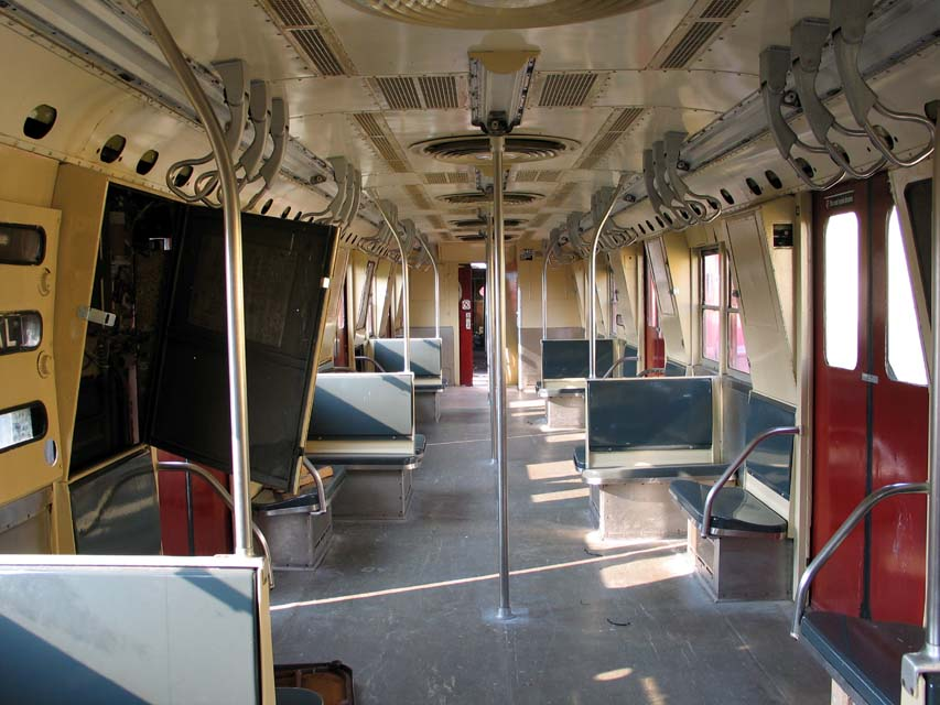 (99k, 853x640)<br><b>Country:</b> United States<br><b>City:</b> New York<br><b>System:</b> New York City Transit<br><b>Car:</b> R-16 (American Car & Foundry, 1955) 6452 <br><b>Photo by:</b> Michael Pompili<br><b>Date:</b> 8/3/2004<br><b>Viewed (this week/total):</b> 6 / 8959