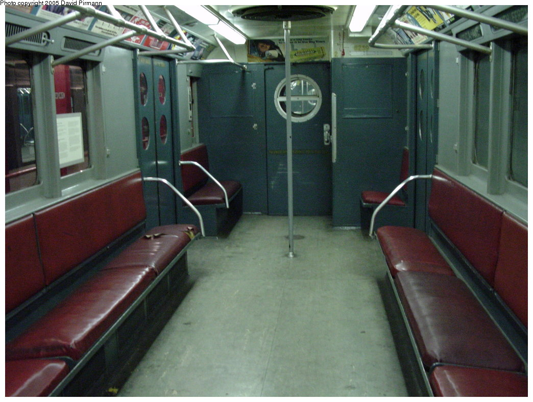 (165k, 1044x788)<br><b>Country:</b> United States<br><b>City:</b> New York<br><b>System:</b> New York City Transit<br><b>Location:</b> New York Transit Museum<br><b>Car:</b> R-15 (American Car & Foundry, 1950) 6239 <br><b>Photo by:</b> David Pirmann<br><b>Date:</b> 3/12/2000<br><b>Viewed (this week/total):</b> 4 / 15834
