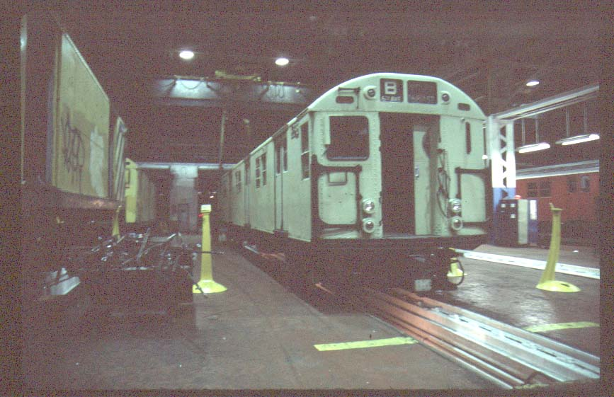(85k, 867x561)<br><b>Country:</b> United States<br><b>City:</b> New York<br><b>System:</b> New York City Transit<br><b>Location:</b> Coney Island Shop/Overhaul & Repair Shop<br><b>Car:</b> R-16 (American Car & Foundry, 1955) 6398 <br><b>Photo by:</b> Harold<br><b>Viewed (this week/total):</b> 0 / 3913