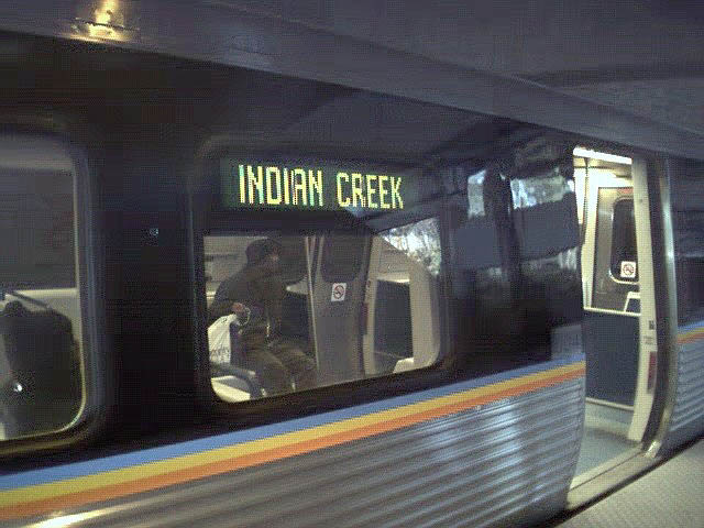 (67k, 640x480)<br><b>Country:</b> United States<br><b>City:</b> Atlanta, GA<br><b>System:</b> MARTA<br><b>Car:</b> MARTA CQ312 604 <br><b>Photo by:</b> Robert Ferreira<br><b>Date:</b> 12/18/2000<br><b>Notes:</b> Exterior destination sign<br><b>Viewed (this week/total):</b> 0 / 1524