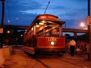 (18k, 300x225)<br><b>Country:</b> United States<br><b>City:</b> Baltimore, MD<br><b>System:</b> Baltimore Streetcar Museum <br><b>Car:</b>  1164 <br><b>Photo by:</b> Dan Lawrence<br><b>Viewed (this week/total):</b> 3 / 1860
