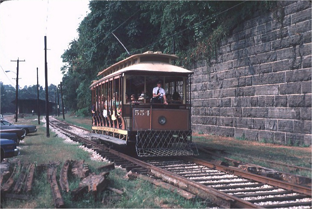 (203k, 1024x687)<br><b>Country:</b> United States<br><b>City:</b> Baltimore, MD<br><b>System:</b> Baltimore Streetcar Museum <br><b>Car:</b>  554 <br><b>Photo by:</b> Steve Zabel<br><b>Collection of:</b> Joe Testagrose<br><b>Date:</b> 9/14/1980<br><b>Viewed (this week/total):</b> 1 / 1351