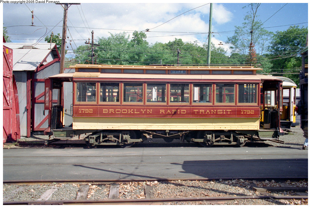 (266k, 1044x700)<br><b>Country:</b> United States<br><b>City:</b> East Haven/Branford, Ct.<br><b>System:</b> Shore Line Trolley Museum <br><b>Car:</b> B&QT/BMT 1792 <br><b>Photo by:</b> David Pirmann<br><b>Date:</b> 10/5/1996<br><b>Viewed (this week/total):</b> 0 / 3194