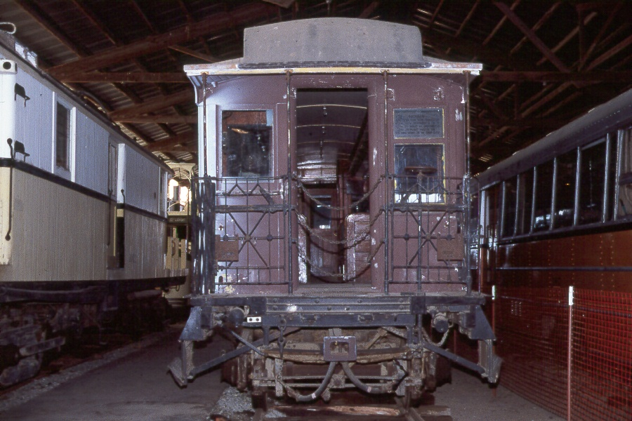 (227k, 900x600)<br><b>Country:</b> United States<br><b>City:</b> Rio Vista Junction, CA<br><b>System:</b> Western Railway Museum <br><b>Car:</b> Manhattan El 889 <br><b>Photo by:</b> Bill Palter<br><b>Date:</b> 1999<br><b>Viewed (this week/total):</b> 4 / 6178