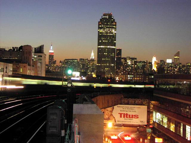 (45k, 640x480)<br><b>Country:</b> United States<br><b>City:</b> New York<br><b>System:</b> New York City Transit<br><b>Line:</b> IRT Flushing Line<br><b>Location:</b> 33rd Street/Rawson Street <br><b>Car:</b> R-36 World's Fair (St. Louis, 1963-64)  <br><b>Photo by:</b> Trevor Logan<br><b>Date:</b> 2001<br><b>Viewed (this week/total):</b> 0 / 5915