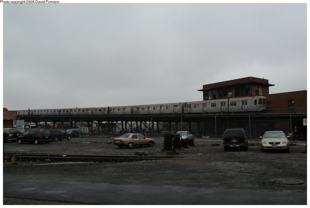 (122k, 1044x701)<br><b>Country:</b> United States<br><b>City:</b> New York<br><b>System:</b> New York City Transit<br><b>Location:</b> Coney Island Yard<br><b>Route:</b> F<br><b>Car:</b> R-46 (Pullman-Standard, 1974-75) 5960 <br><b>Photo by:</b> David Pirmann<br><b>Date:</b> 4/5/2003<br><b>Viewed (this week/total):</b> 0 / 4629