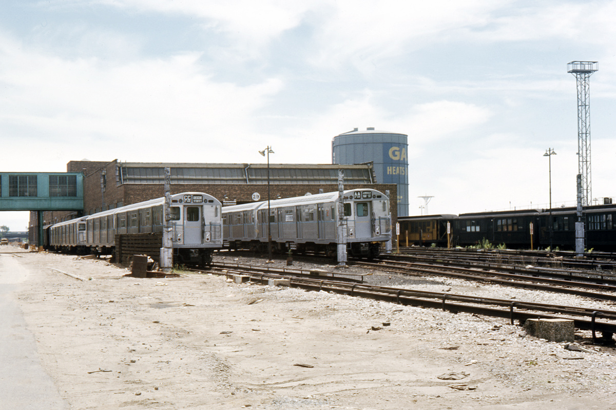 (365k, 1044x710)<br><b>Country:</b> United States<br><b>City:</b> New York<br><b>System:</b> New York City Transit<br><b>Location:</b> Coney Island Yard<br><b>Car:</b> R-38 (St. Louis, 1966-1967)   <br><b>Collection of:</b> David Pirmann<br><b>Date:</b> 6/25/1966<br><b>Viewed (this week/total):</b> 8 / 4917