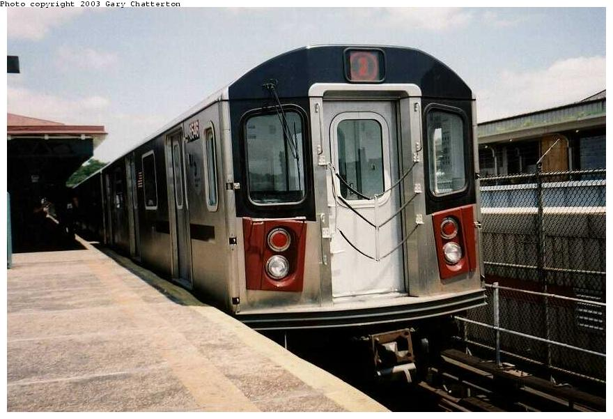 (85k, 880x601)<br><b>Country:</b> United States<br><b>City:</b> New York<br><b>System:</b> New York City Transit<br><b>Line:</b> IRT White Plains Road Line<br><b>Location:</b> East 180th Street <br><b>Route:</b> 2<br><b>Car:</b> R-142 (Primary Order, Bombardier, 1999-2002)  6546 <br><b>Photo by:</b> Gary Chatterton<br><b>Date:</b> 6/10/2003<br><b>Viewed (this week/total):</b> 0 / 4437