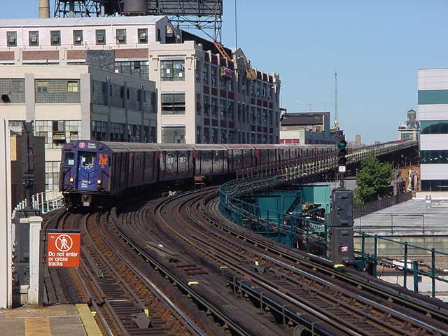 (59k, 640x480)<br><b>Country:</b> United States<br><b>City:</b> New York<br><b>System:</b> New York City Transit<br><b>Line:</b> IRT Flushing Line<br><b>Location:</b> Court House Square/45th Road <br><b>Route:</b> 7<br><b>Car:</b> R-36 World's Fair (St. Louis, 1963-64) 9713 <br><b>Photo by:</b> Salaam Allah<br><b>Date:</b> 9/17/2002<br><b>Viewed (this week/total):</b> 0 / 3225