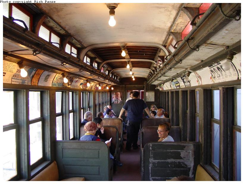 (93k, 820x620)<br><b>Country:</b> United States<br><b>City:</b> East Haven/Branford, Ct.<br><b>System:</b> Shore Line Trolley Museum <br><b>Car:</b> BMT Elevated Gate Car 1227 <br><b>Photo by:</b> Richard Panse<br><b>Date:</b> 9/28/2002<br><b>Viewed (this week/total):</b> 1 / 4370