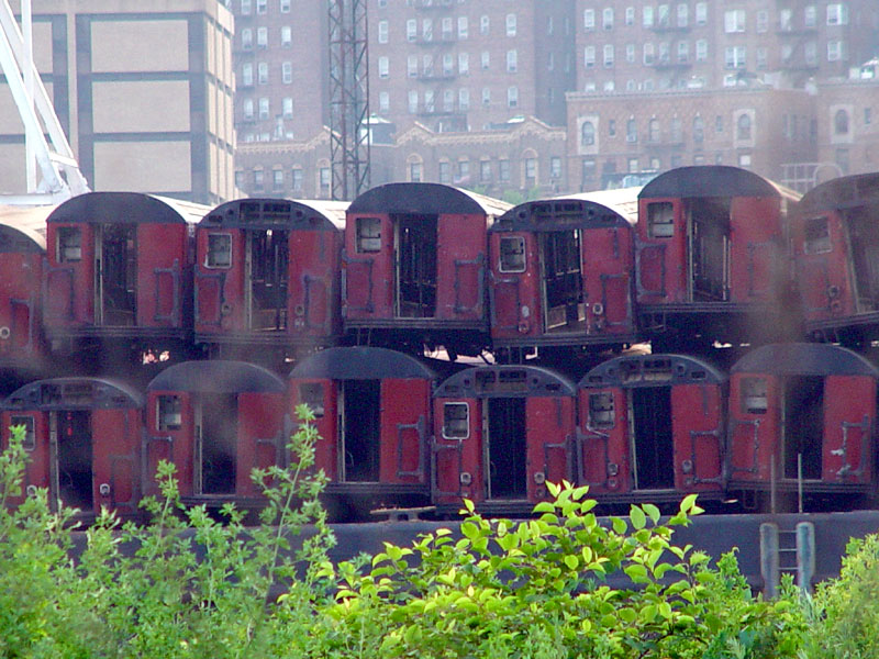 (148k, 800x600)<br><b>Country:</b> United States<br><b>City:</b> New York<br><b>System:</b> New York City Transit<br><b>Location:</b> 207th Street Yard<br><b>Photo by:</b> Howard Finkel<br><b>Date:</b> 6/2003<br><b>Viewed (this week/total):</b> 2 / 4065