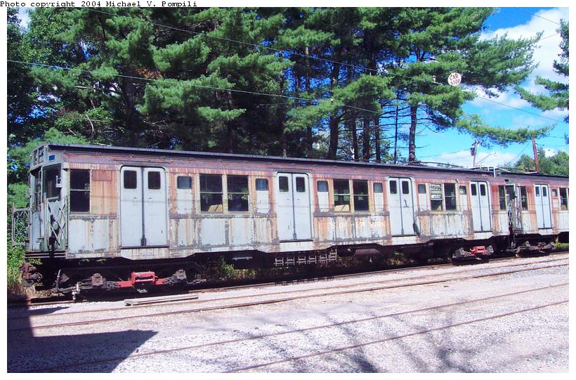 (132k, 820x541)<br><b>Country:</b> United States<br><b>City:</b> Kennebunk, ME<br><b>System:</b> Seashore Trolley Museum <br><b>Car:</b> R-7 (American Car & Foundry, 1937)  1440 <br><b>Photo by:</b> Michael Pompili<br><b>Date:</b> 9/1/2001<br><b>Viewed (this week/total):</b> 1 / 5175