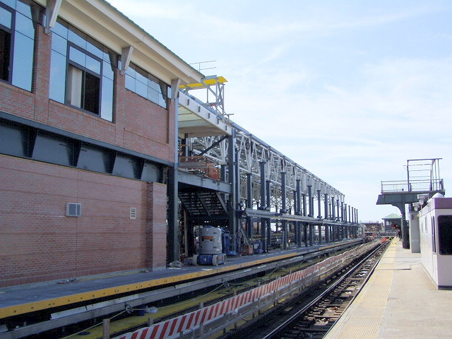 (126k, 640x480)<br><b>Country:</b> United States<br><b>City:</b> New York<br><b>System:</b> New York City Transit<br><b>Location:</b> Coney Island/Stillwell Avenue<br><b>Photo by:</b> Irwin Markowitz<br><b>Date:</b> 4/25/2004<br><b>Viewed (this week/total):</b> 0 / 1924