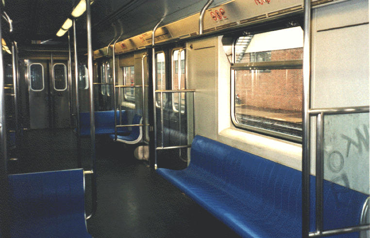 (71k, 762x490)<br><b>Country:</b> United States<br><b>City:</b> New York<br><b>System:</b> New York City Transit<br><b>Car:</b> R-110A (Kawasaki, 1992) 8010 <br><b>Photo by:</b> Steve Kreisler<br><b>Date:</b> 1997<br><b>Viewed (this week/total):</b> 7 / 15117