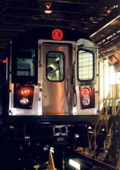 (17k, 408x575)<br><b>Country:</b> United States<br><b>City:</b> New York<br><b>System:</b> New York City Transit<br><b>Location:</b> East 180th Street Shop<br><b>Car:</b> R-142 (Primary Order, Bombardier, 1999-2002)  6306 <br><b>Photo by:</b> Steve Kreisler<br><b>Viewed (this week/total):</b> 2 / 3825