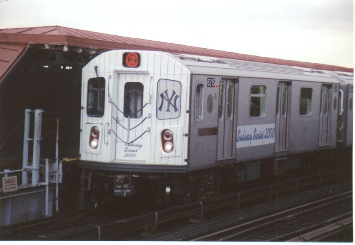 (107k, 1164x804)<br><b>Country:</b> United States<br><b>City:</b> New York<br><b>System:</b> New York City Transit<br><b>Line:</b> IRT White Plains Road Line<br><b>Location:</b> West Farms Sq./East Tremont Ave./177th St. <br><b>Route:</b> 2<br><b>Car:</b> R-142 (Primary Order, Bombardier, 1999-2002)  6315 <br><b>Photo by:</b> Khalis Ward<br><b>Date:</b> 2000<br><b>Viewed (this week/total):</b> 0 / 5866