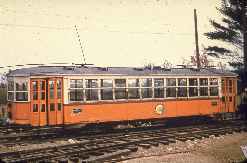 (212k, 1024x676)<br><b>Country:</b> United States<br><b>City:</b> Kennebunk, ME<br><b>System:</b> Seashore Trolley Museum <br><b>Car:</b> MBTA 5821 <br><b>Collection of:</b> Joe Testagrose<br><b>Viewed (this week/total):</b> 0 / 1067