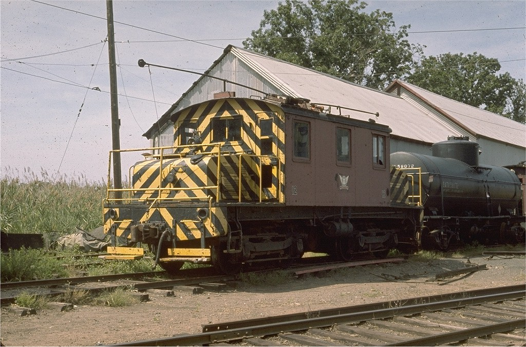 (274k, 1024x676)<br><b>Country:</b> United States<br><b>City:</b> East Haven/Branford, Ct.<br><b>System:</b> Shore Line Trolley Museum <br><b>Car:</b>  P12 <br><b>Photo by:</b> Ed McKernan<br><b>Collection of:</b> Joe Testagrose<br><b>Date:</b> 9/8/1974<br><b>Viewed (this week/total):</b> 2 / 1307