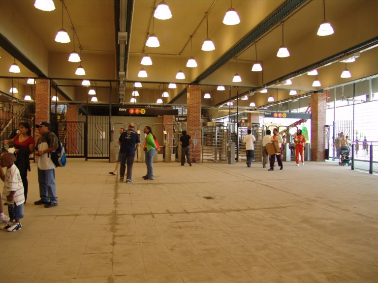 (71k, 768x576)<br><b>Country:</b> United States<br><b>City:</b> New York<br><b>System:</b> New York City Transit<br><b>Location:</b> Coney Island/Stillwell Avenue<br><b>Photo by:</b> Richard Panse<br><b>Date:</b> 5/23/2004<br><b>Viewed (this week/total):</b> 5 / 3375