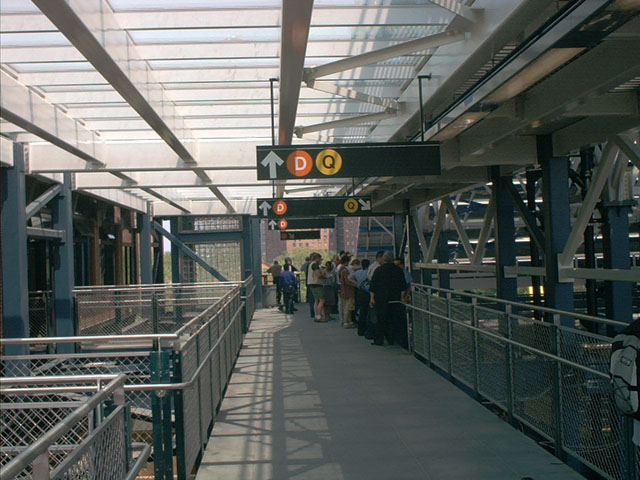 (101k, 640x480)<br><b>Country:</b> United States<br><b>City:</b> New York<br><b>System:</b> New York City Transit<br><b>Location:</b> Coney Island/Stillwell Avenue<br><b>Photo by:</b> Tony Mirabella<br><b>Date:</b> 5/23/2004<br><b>Viewed (this week/total):</b> 1 / 2811