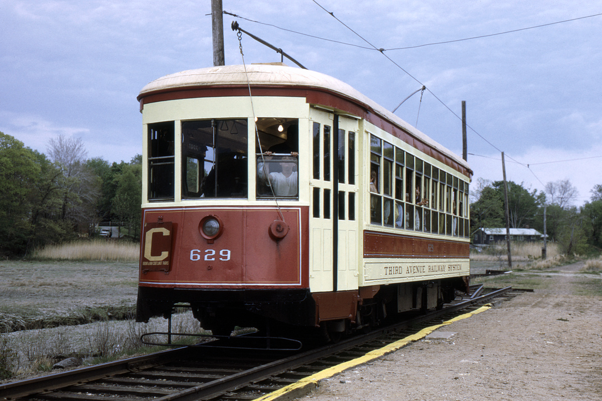 (255k, 1024x693)<br><b>Country:</b> United States<br><b>City:</b> East Haven/Branford, Ct.<br><b>System:</b> Shore Line Trolley Museum <br><b>Car:</b> TARS 629 <br><b>Collection of:</b> Joe Testagrose<br><b>Viewed (this week/total):</b> 0 / 962