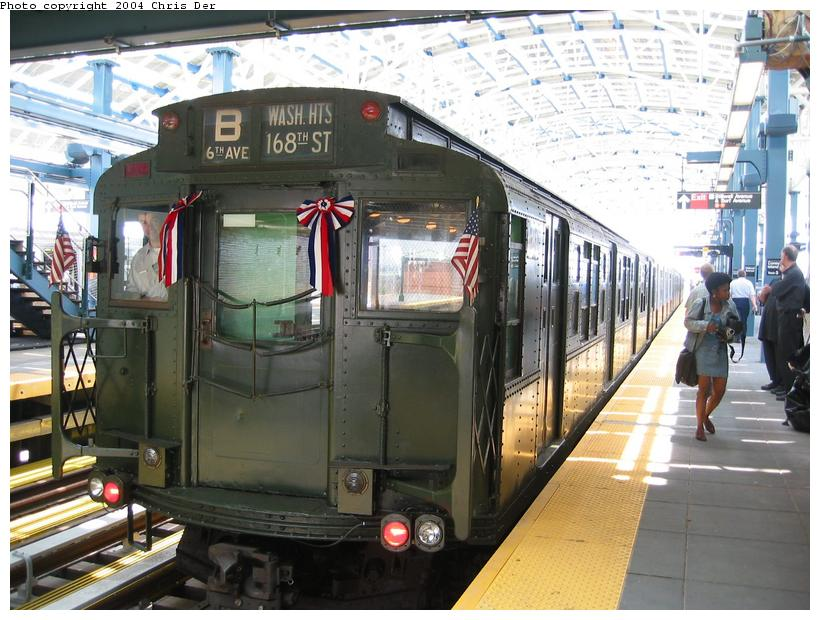 (93k, 820x620)<br><b>Country:</b> United States<br><b>City:</b> New York<br><b>System:</b> New York City Transit<br><b>Location:</b> Coney Island/Stillwell Avenue<br><b>Route:</b> Fan Trip<br><b>Car:</b> R-4 (American Car & Foundry, 1932-1933) 484 <br><b>Photo by:</b> Chris Der<br><b>Date:</b> 5/23/2004<br><b>Viewed (this week/total):</b> 1 / 2646