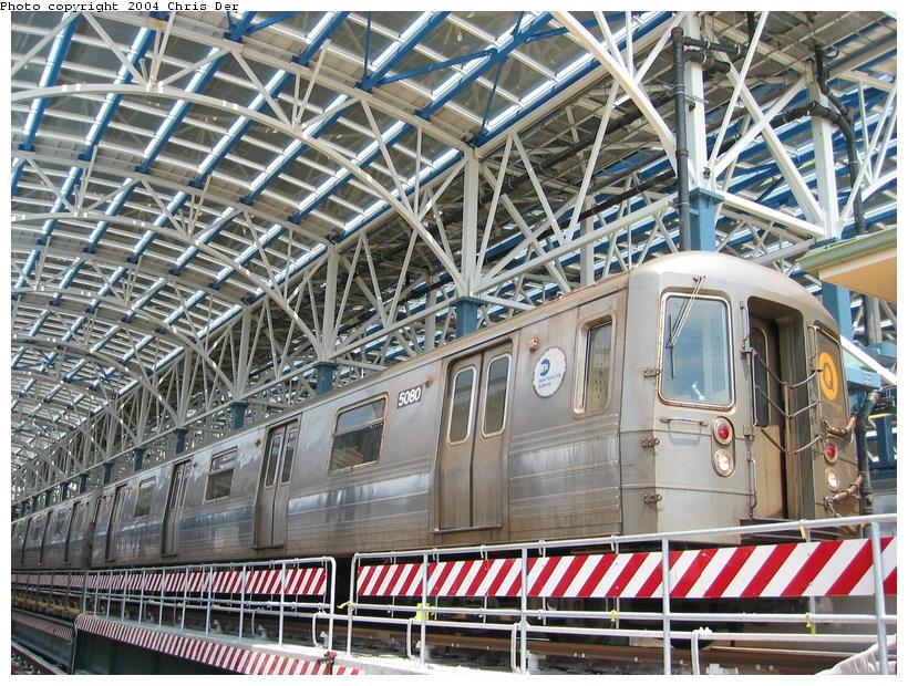 (136k, 820x620)<br><b>Country:</b> United States<br><b>City:</b> New York<br><b>System:</b> New York City Transit<br><b>Location:</b> Coney Island/Stillwell Avenue<br><b>Route:</b> Q<br><b>Car:</b> R-68A (Kawasaki, 1988-1989)  5080 <br><b>Photo by:</b> Chris Der<br><b>Date:</b> 5/23/2004<br><b>Viewed (this week/total):</b> 0 / 3267