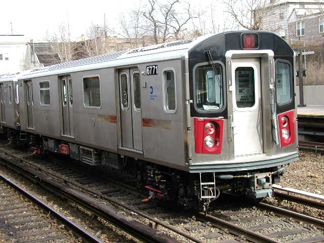 (67k, 640x480)<br><b>Country:</b> United States<br><b>City:</b> New York<br><b>System:</b> New York City Transit<br><b>Line:</b> IRT Dyre Ave. Line<br><b>Location:</b> Gun Hill Road <br><b>Car:</b> R-142 (Primary Order, Bombardier, 1999-2002)  6771 <br><b>Photo by:</b> Carlton Walton<br><b>Date:</b> 2/2002<br><b>Viewed (this week/total):</b> 1 / 4544