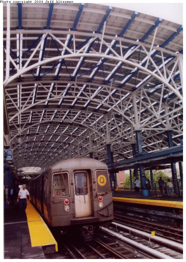 (101k, 622x875)<br><b>Country:</b> United States<br><b>City:</b> New York<br><b>System:</b> New York City Transit<br><b>Location:</b> Coney Island/Stillwell Avenue<br><b>Route:</b> Q<br><b>Photo by:</b> Jeff Alterman<br><b>Date:</b> 5/28/2004<br><b>Viewed (this week/total):</b> 2 / 2055