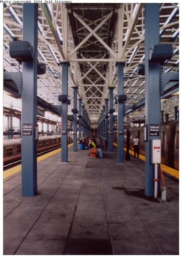 (83k, 622x880)<br><b>Country:</b> United States<br><b>City:</b> New York<br><b>System:</b> New York City Transit<br><b>Location:</b> Coney Island/Stillwell Avenue<br><b>Photo by:</b> Jeff Alterman<br><b>Date:</b> 5/28/2004<br><b>Viewed (this week/total):</b> 0 / 1627