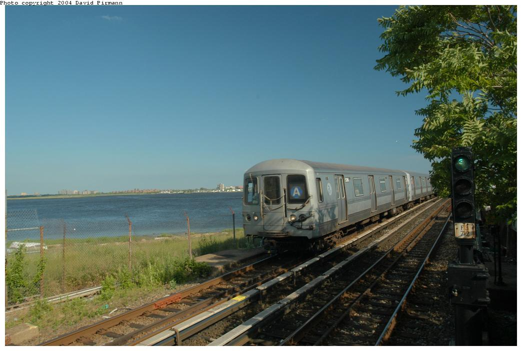 (146k, 1044x701)<br><b>Country:</b> United States<br><b>City:</b> New York<br><b>System:</b> New York City Transit<br><b>Line:</b> IND Rockaway<br><b>Location:</b> Broad Channel <br><b>Route:</b> A<br><b>Car:</b> R-44 (St. Louis, 1971-73) 5286 <br><b>Photo by:</b> David Pirmann<br><b>Date:</b> 6/19/2004<br><b>Viewed (this week/total):</b> 1 / 3203