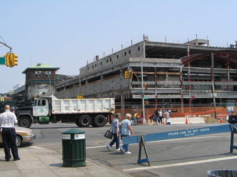 (61k, 800x600)<br><b>Country:</b> United States<br><b>City:</b> New York<br><b>System:</b> New York City Transit<br><b>Location:</b> Coney Island/Stillwell Avenue<br><b>Photo by:</b> Neil Feldman<br><b>Date:</b> 7/1/2004<br><b>Viewed (this week/total):</b> 8 / 3790