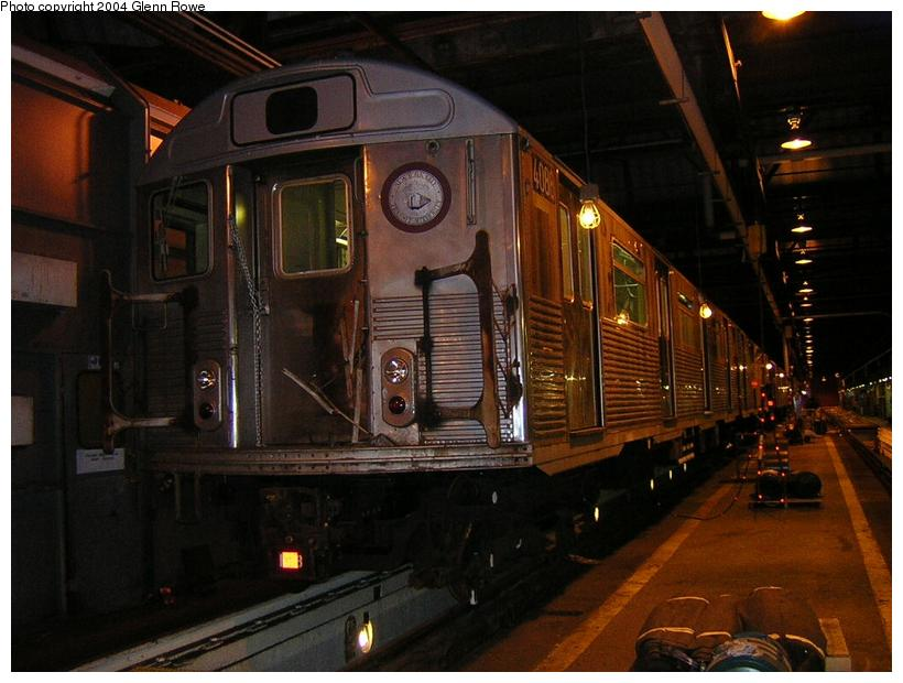 (105k, 820x620)<br><b>Country:</b> United States<br><b>City:</b> New York<br><b>System:</b> New York City Transit<br><b>Location:</b> 207th Street Shop<br><b>Car:</b> R-38 (St. Louis, 1966-1967)  4088/4089 <br><b>Photo by:</b> Glenn L. Rowe<br><b>Date:</b> 10/27/2003<br><b>Viewed (this week/total):</b> 2 / 3250